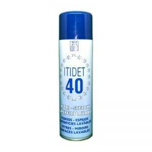 Itidet 40 Detergente Spray 500 ml