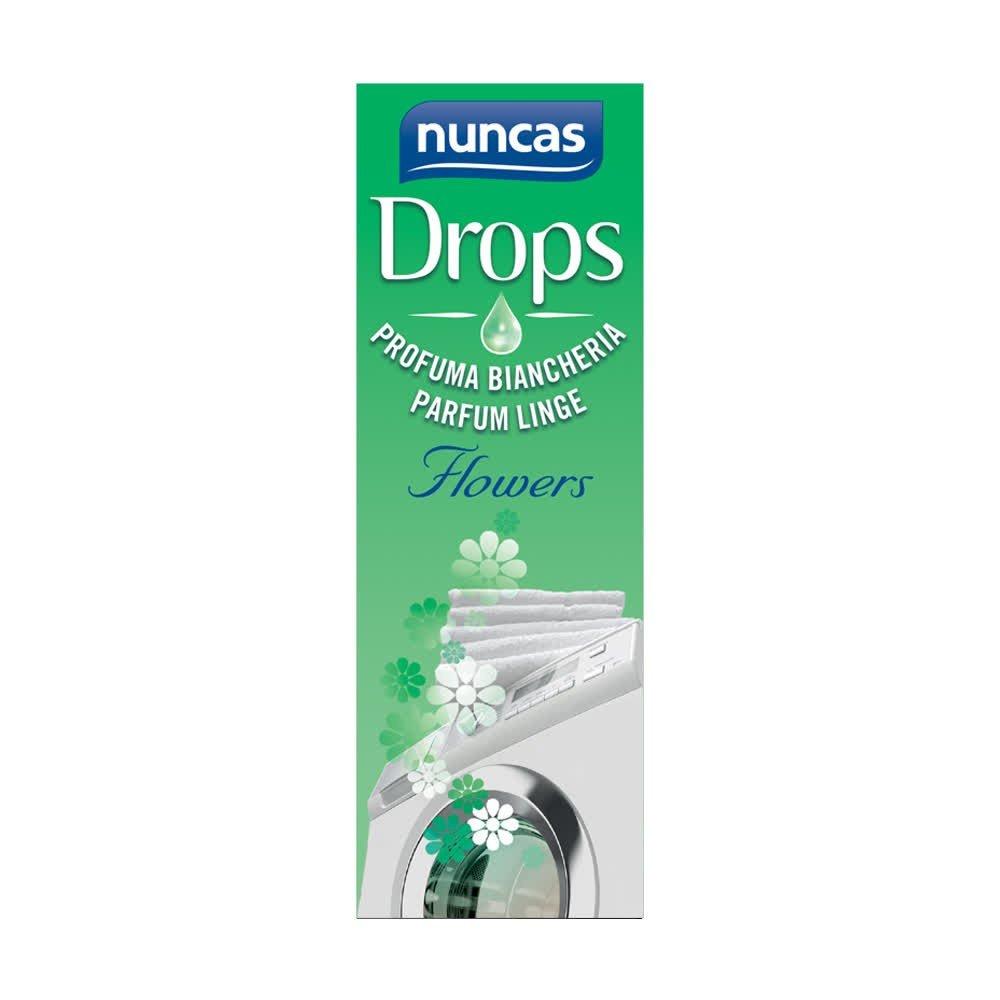 Nuncas Drops Profuma Biancheria Flower 100ml